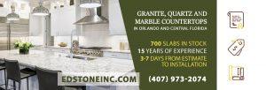 best quartz and granite countertops in Orlando